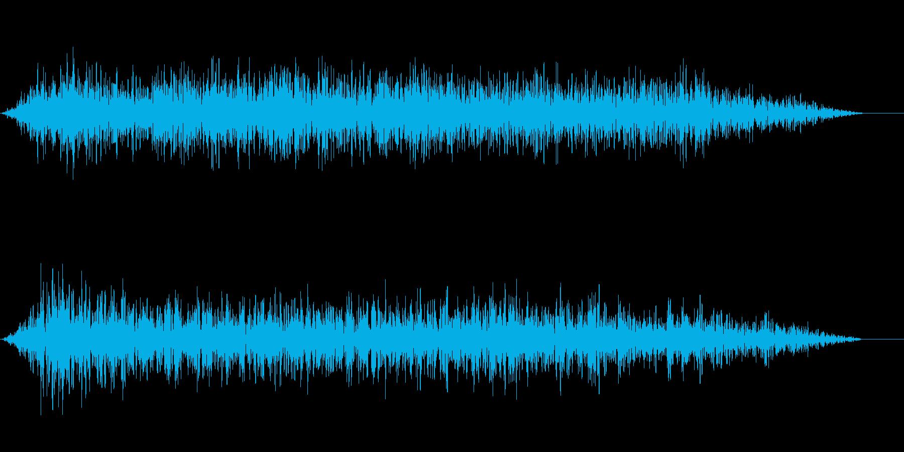 ゴゴゴゴ...(地響き)の再生済みの波形
