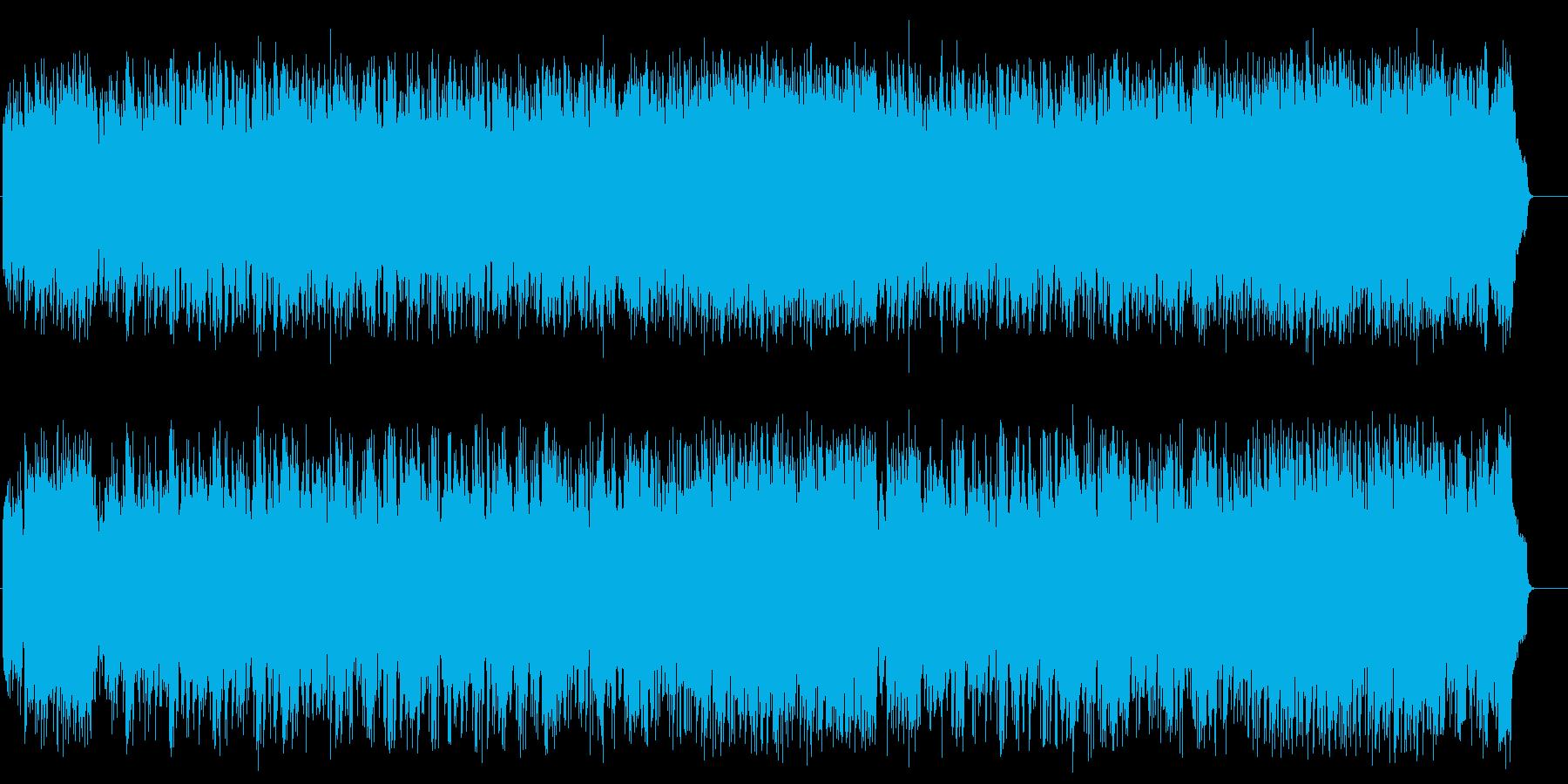 滑らかなピアノのバラード(フルサイズ)の再生済みの波形