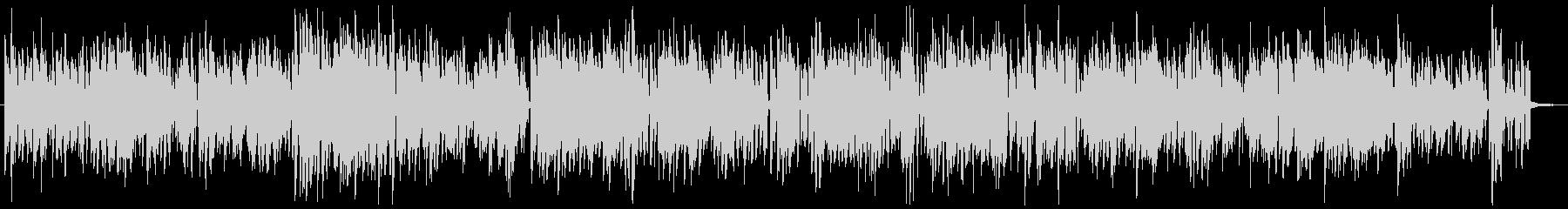 ピアノ・トリオNo.4/アドリブ重視の未再生の波形