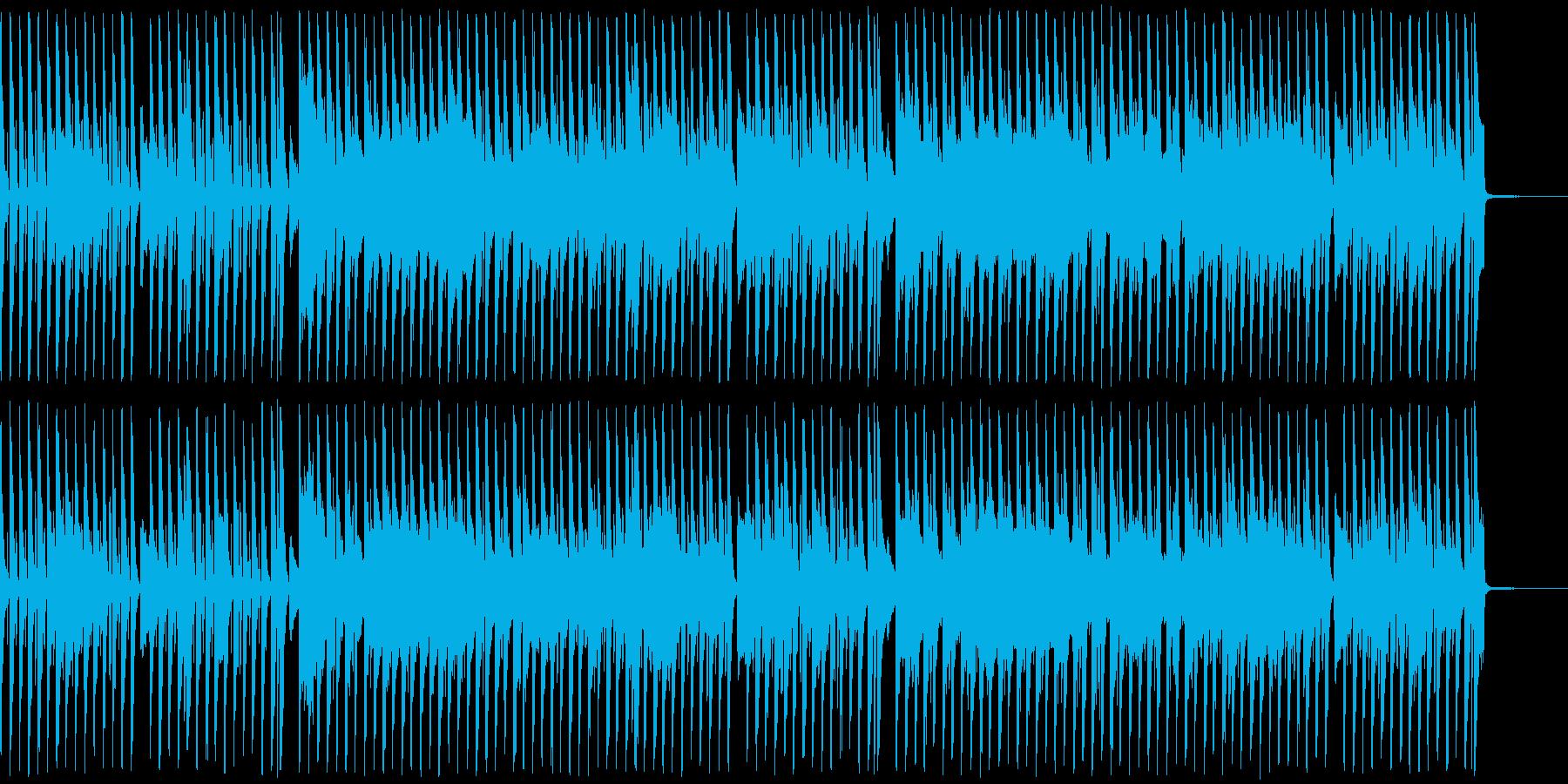 【メロディ抜き】ほのぼのゆったりしたコ…の再生済みの波形