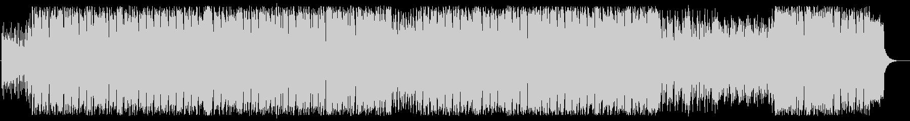 エスニックなフュージョンポップの未再生の波形