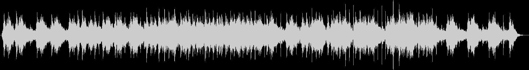 アンビエント効果音に最適です。の未再生の波形