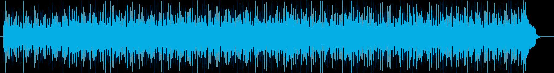 ウキウキワクワクな楽しい楽曲です。の再生済みの波形