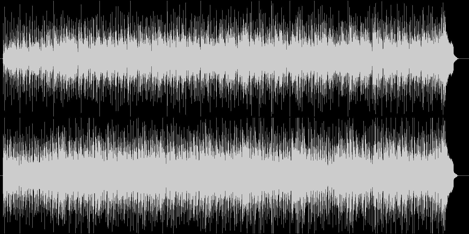 ウキウキワクワクな楽しい楽曲です。の未再生の波形