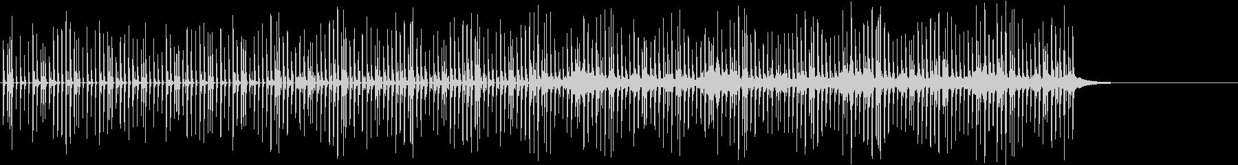ルンバ コミカル 不思議 クイズ 忙しいの未再生の波形