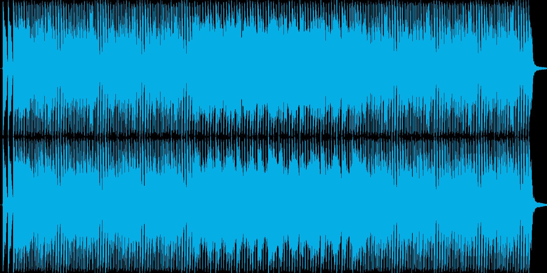 マーチング風ブラスセクション の再生済みの波形