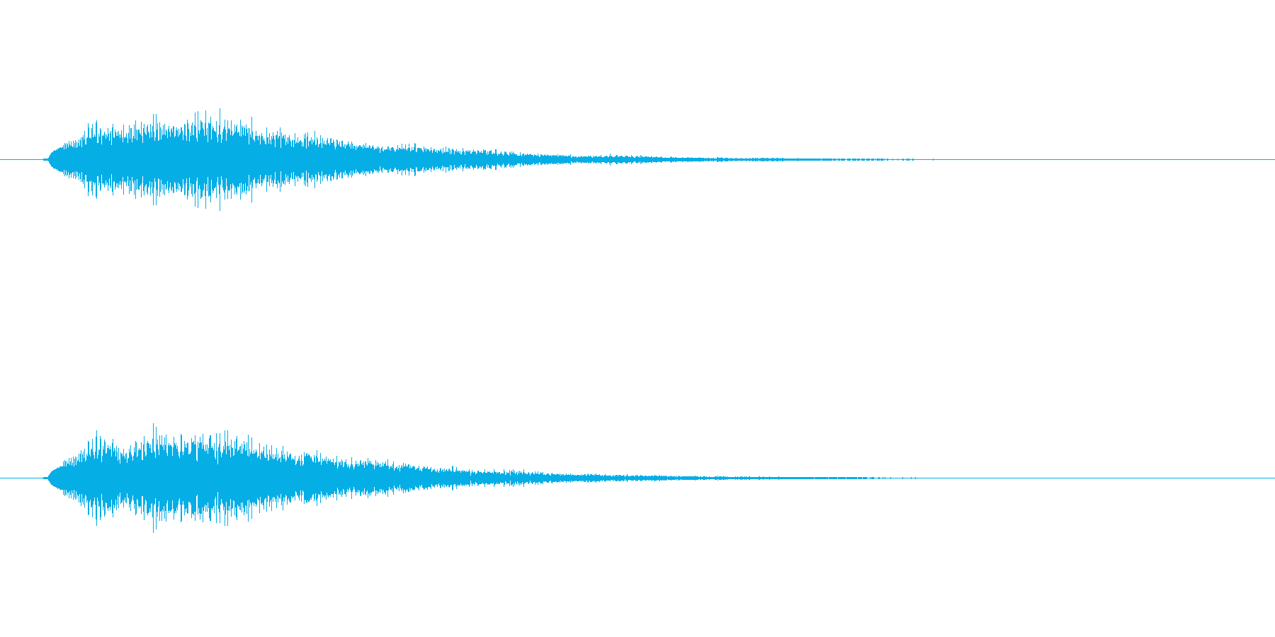 【ショートブリッジ27-10】の再生済みの波形