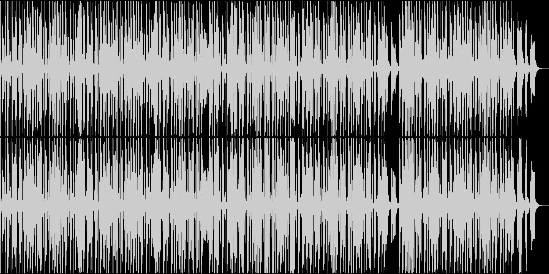 CM向けBoombapヒップホップの未再生の波形