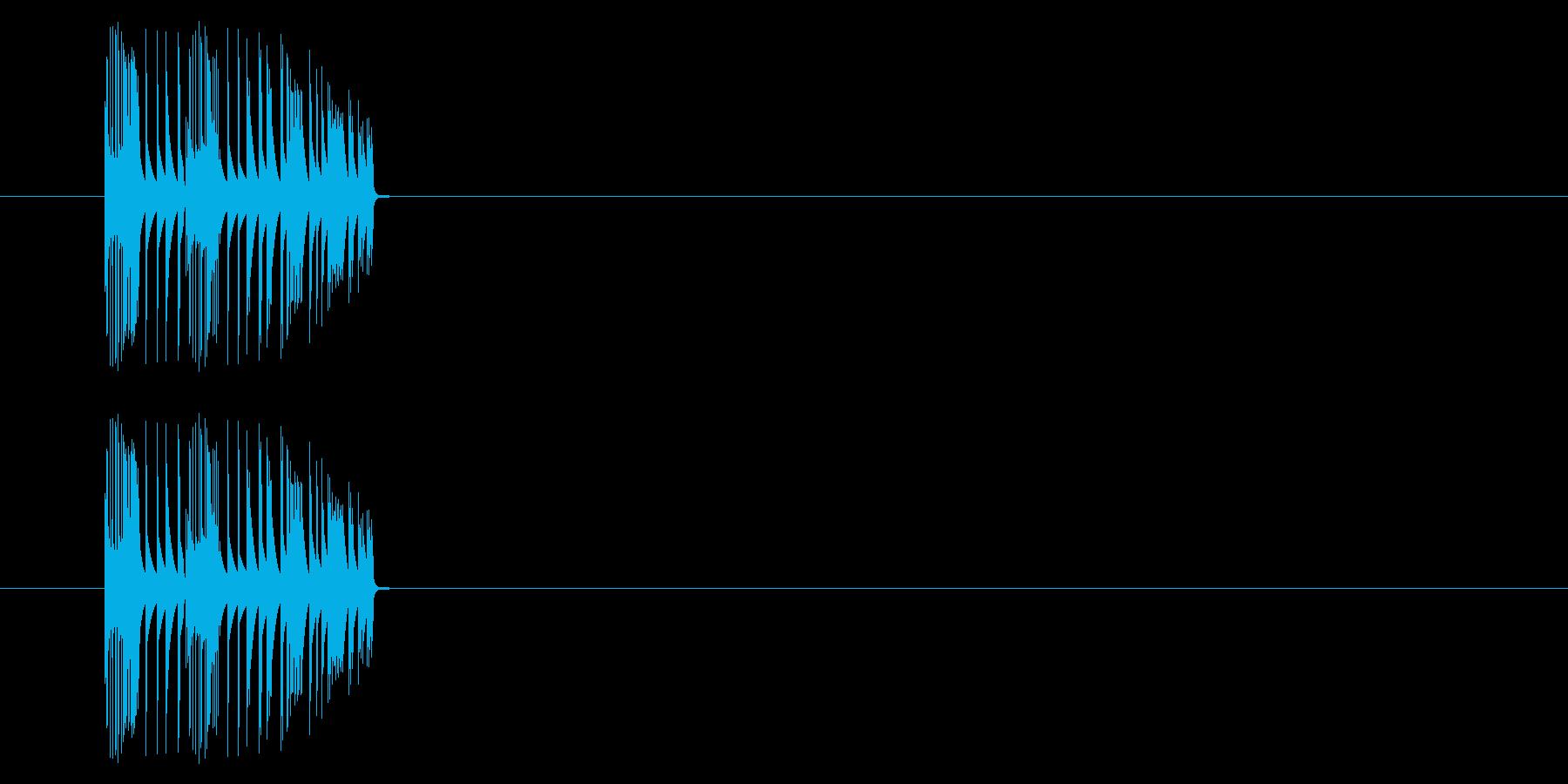 【GB 格闘01-03(倒れる)】 の再生済みの波形