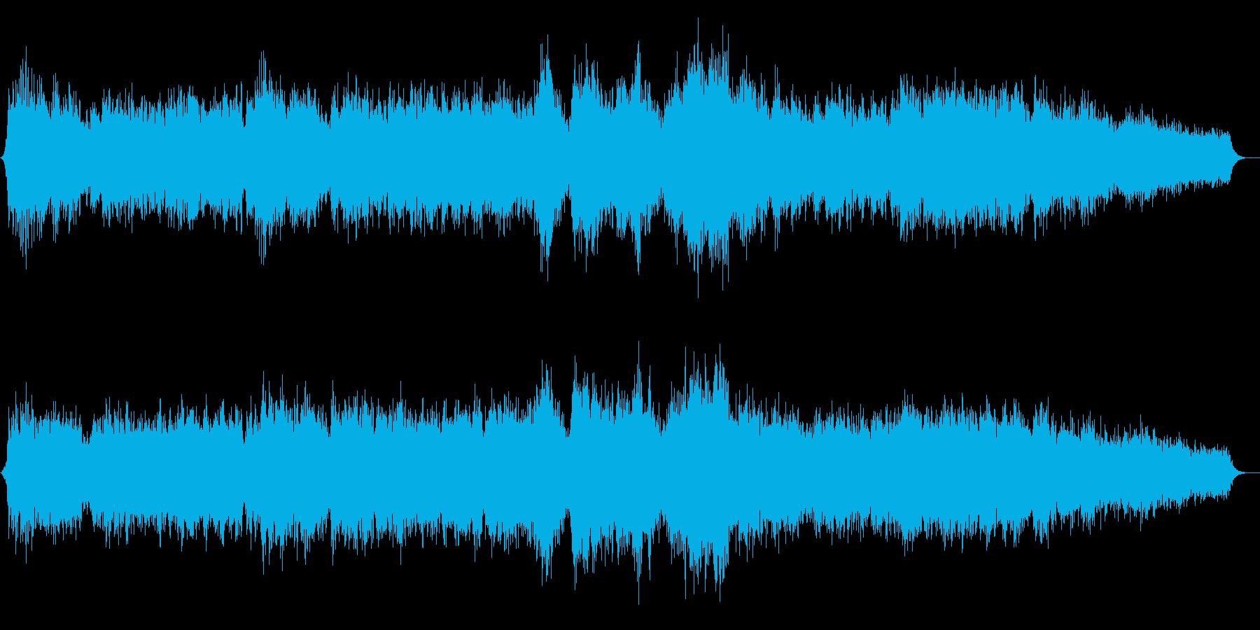 映画、ドラマのオープニング曲にの再生済みの波形
