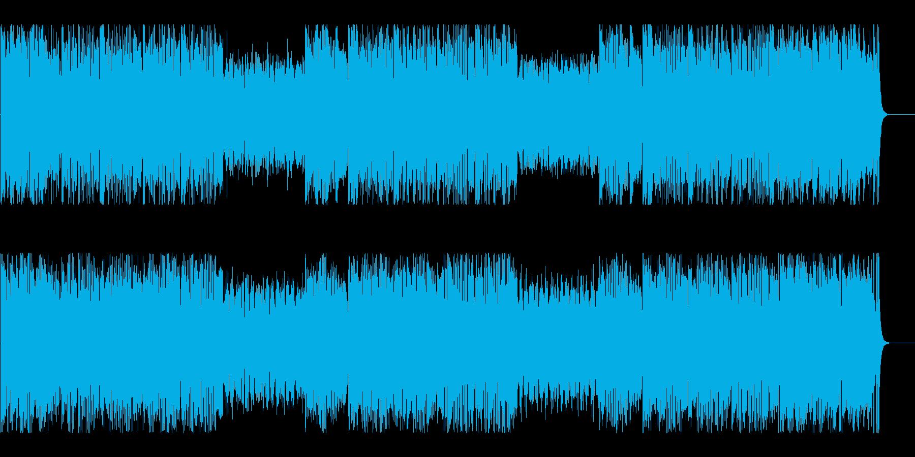ファンファーレ 登場 オープニング 表彰の再生済みの波形