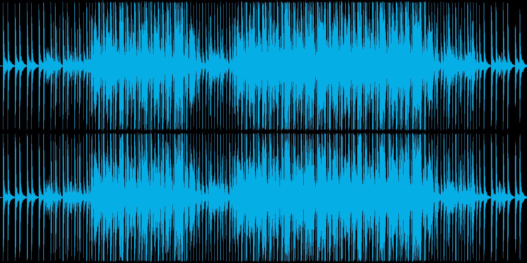 【メロディ抜き】バイオリンを主体とした…の再生済みの波形