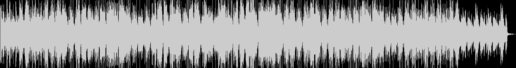 ムーディーなサックスとタランペットのんの未再生の波形