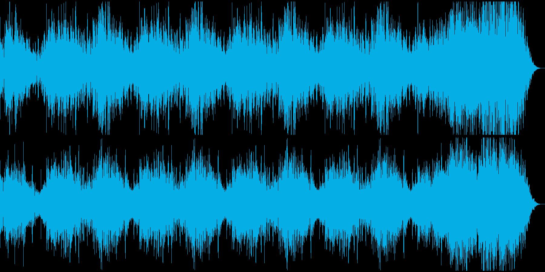 暗く冷たい雰囲気 -2-の再生済みの波形