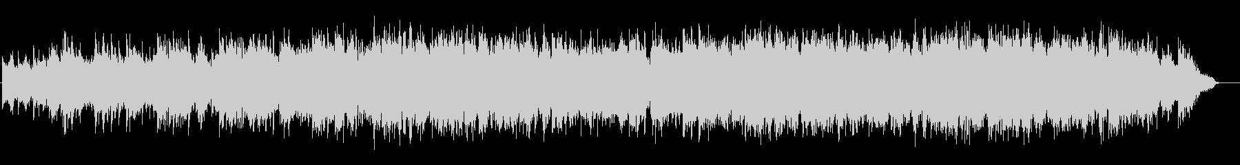 感傷的なピアノバラード(フルサイズ)の未再生の波形