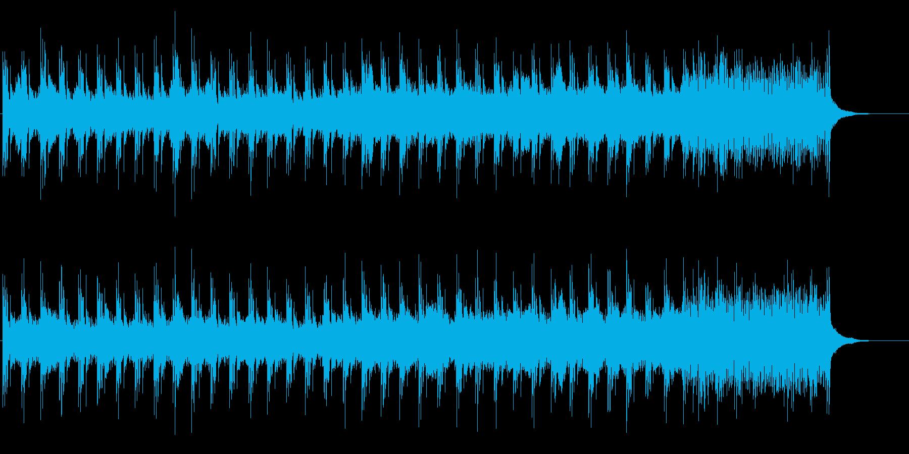 退廃的なムードを漂わせたサウンドの再生済みの波形