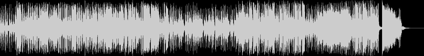 Big Bandの中でのPianoの未再生の波形