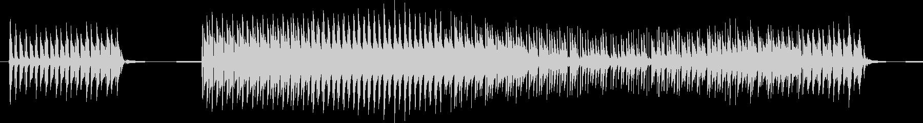 【クイズ】勢いのある不正解音「ブッブー」の未再生の波形