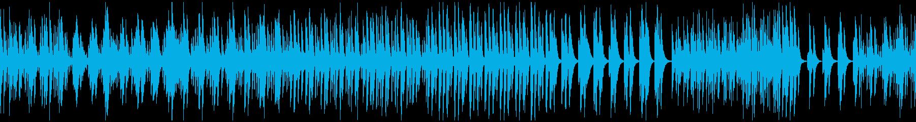 【木漏れ日】ファンタジー系  ループの再生済みの波形