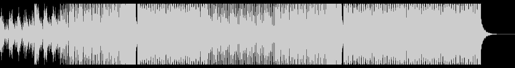 おしゃれなイメージのDancemusicの未再生の波形