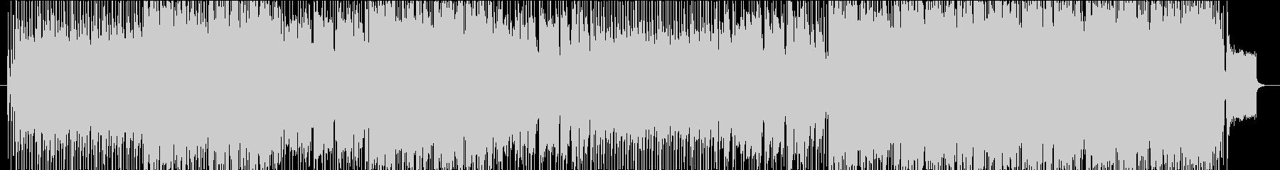アコーディオンが印象的なポップスの未再生の波形