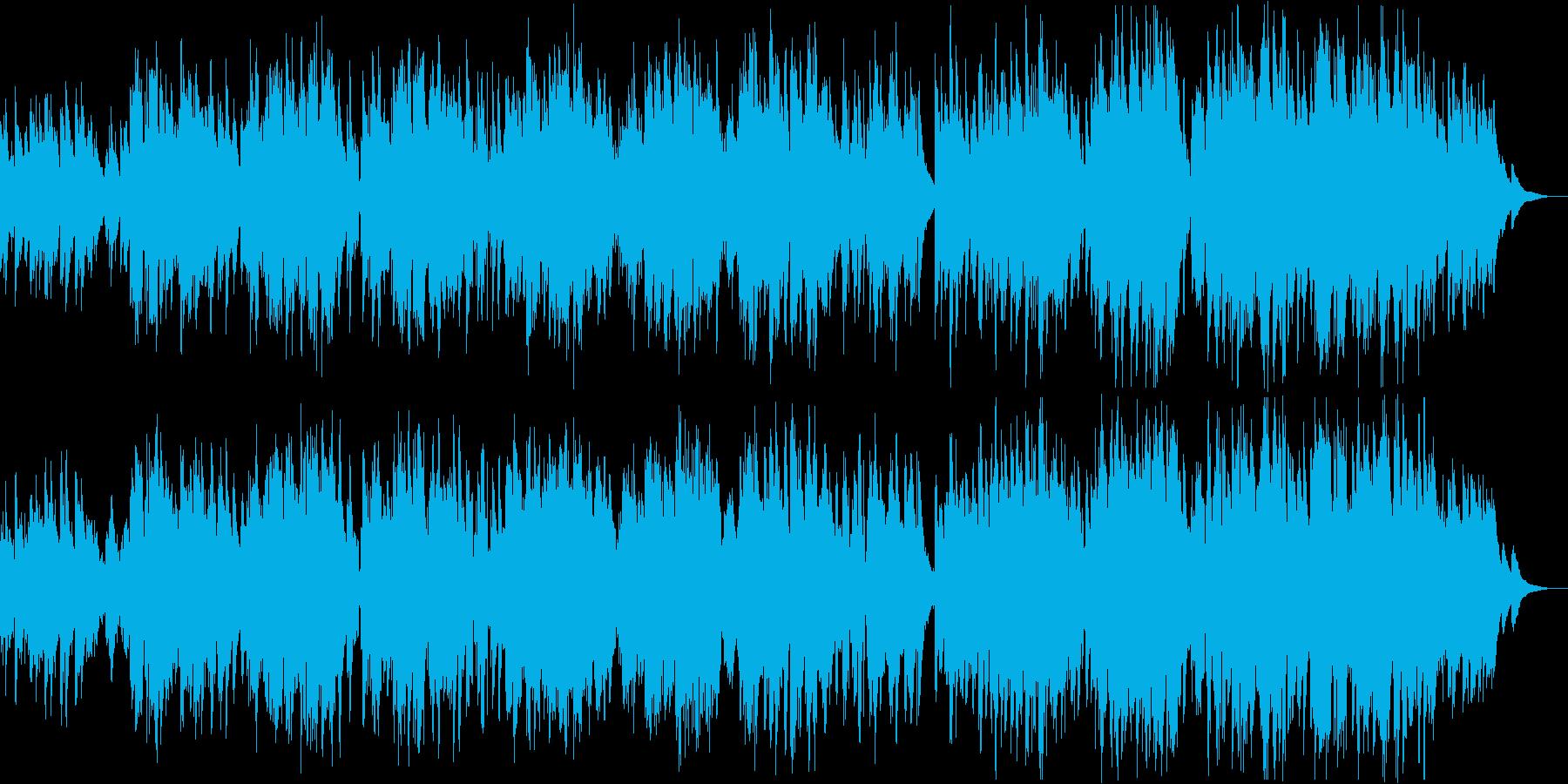 静かな感動と挑戦_映画挿入・副主題歌などの再生済みの波形
