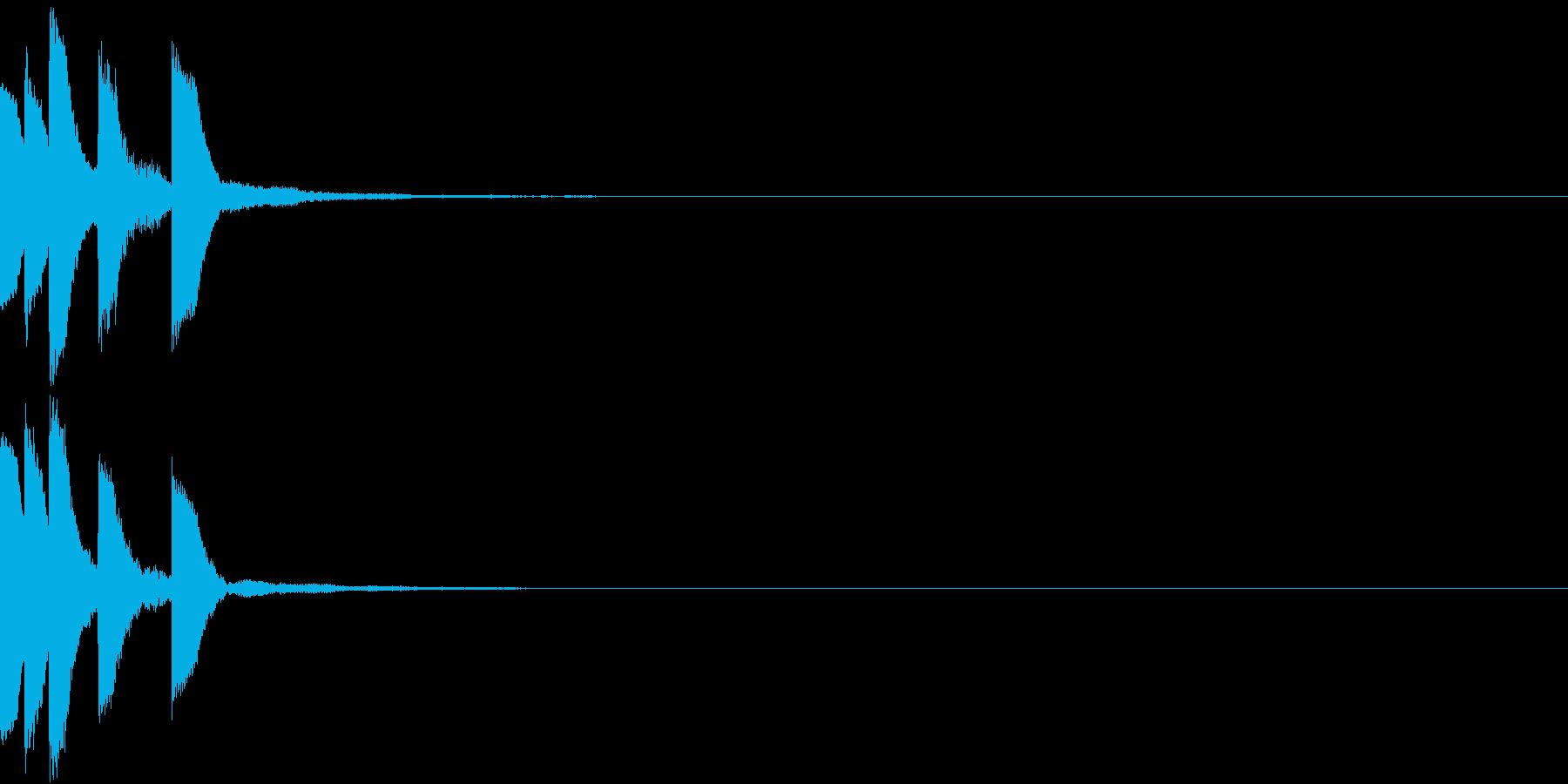 Anime ゆるかわアイキャッチ 1の再生済みの波形