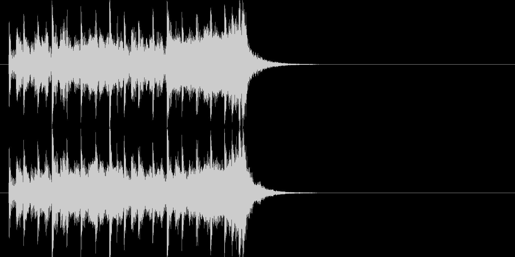 クイズ 発表 アタック 緊張 テーマの未再生の波形