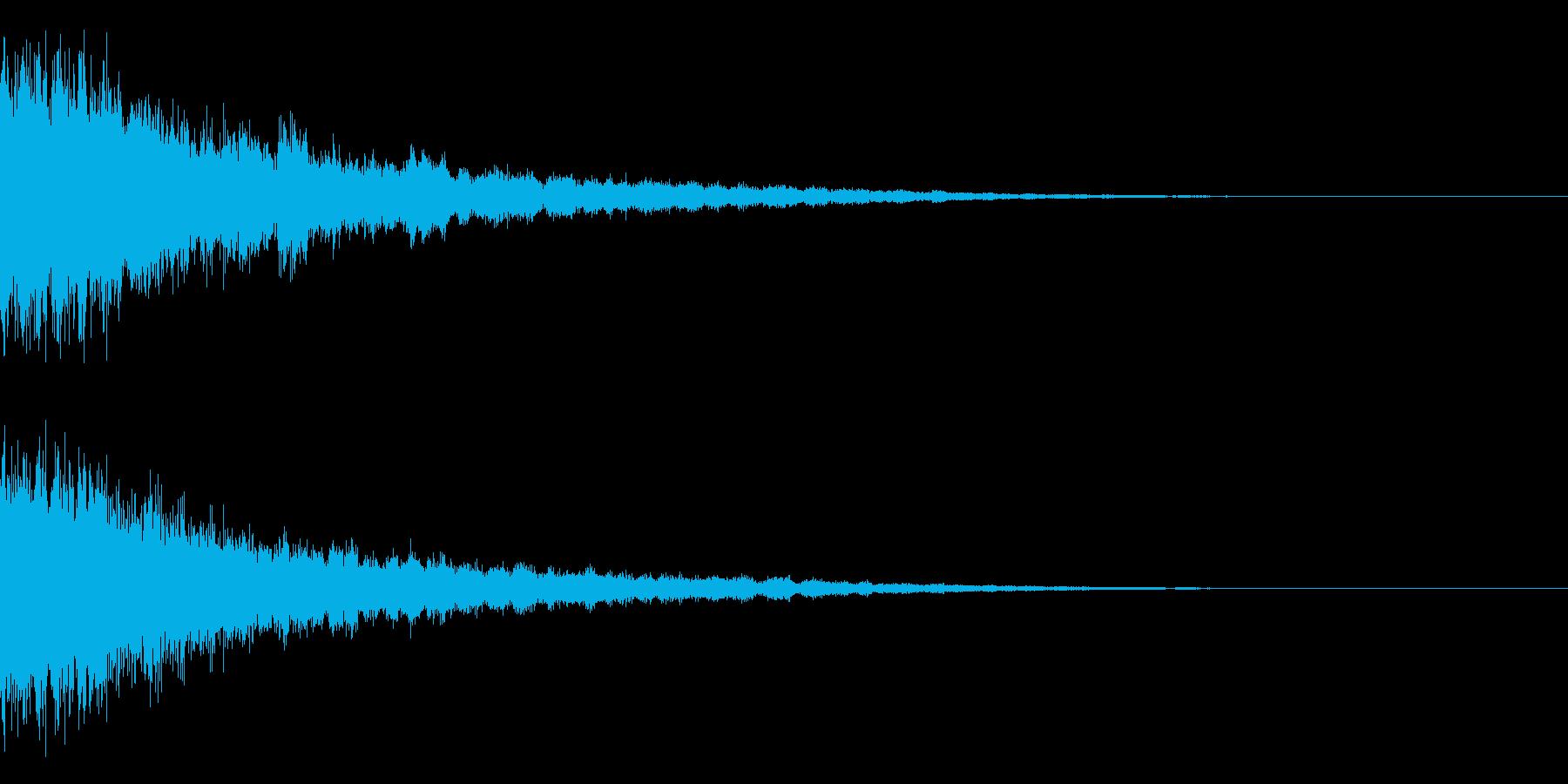 魔法40(回復・光・防御・補助系)の再生済みの波形