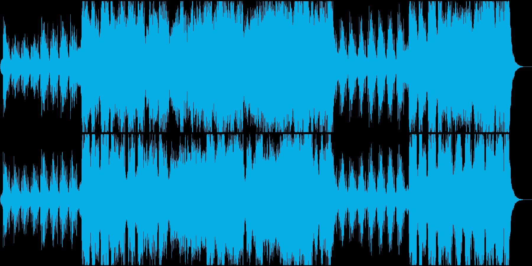 企業VP/質実剛健/オーケストラ/壮大の再生済みの波形