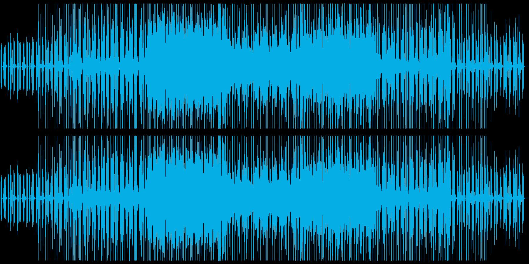 スティールパン 軽快なミディアムテンポの再生済みの波形