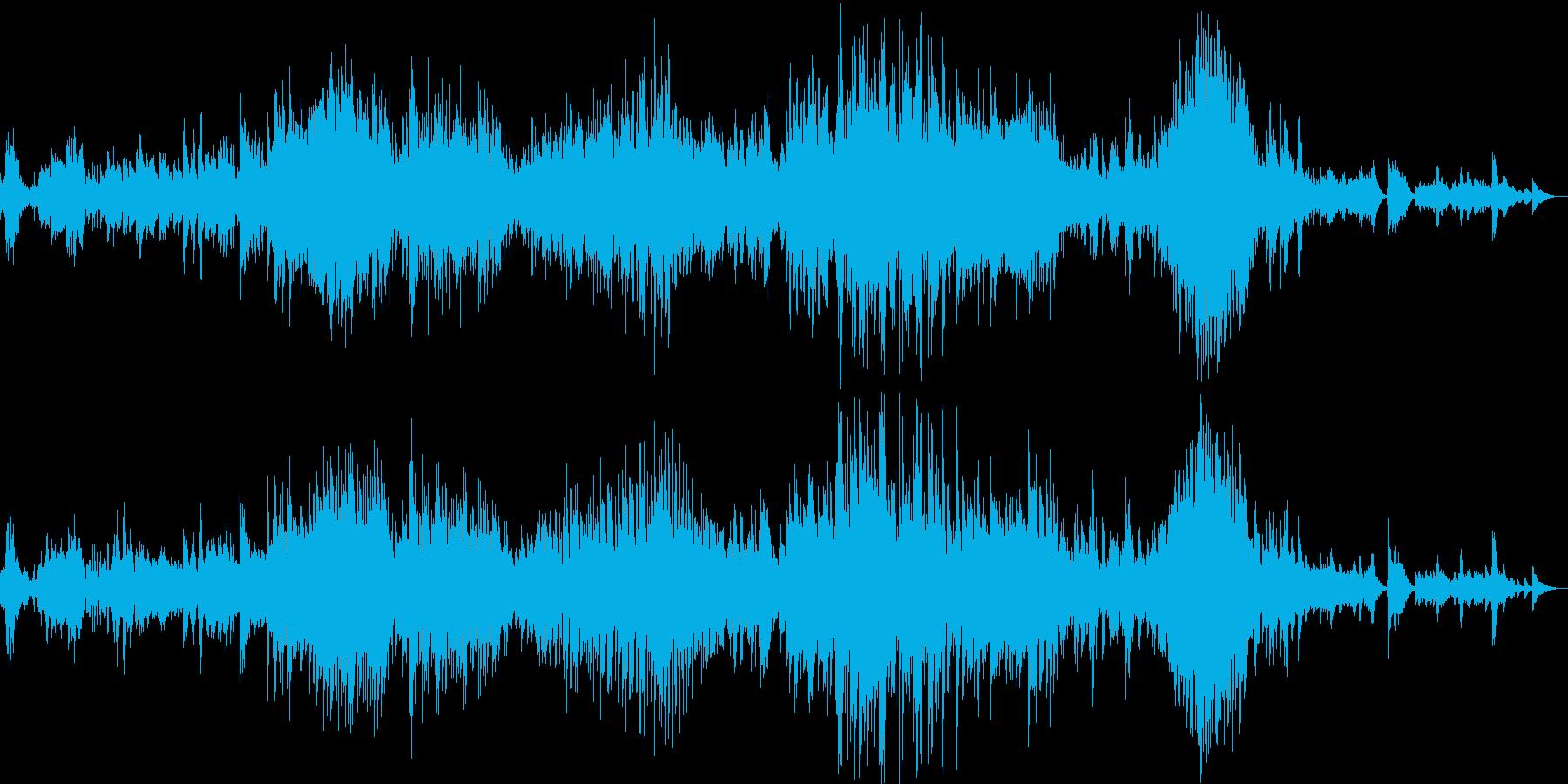 正月 ピアノソロ 和風 春 日本風の再生済みの波形