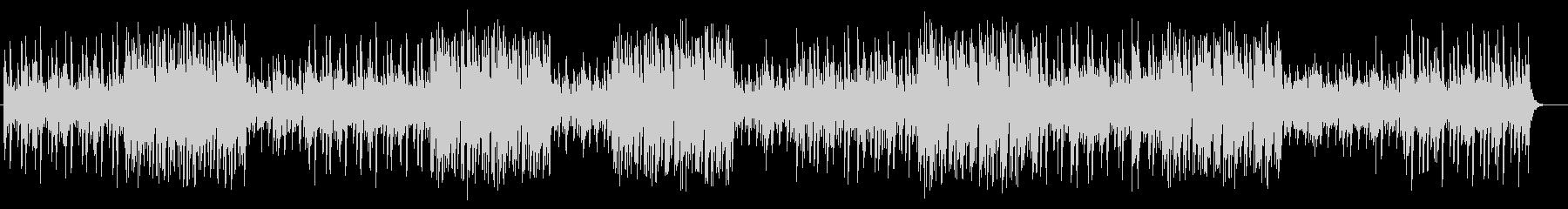 可愛らしい木琴のファンタジーポップの未再生の波形
