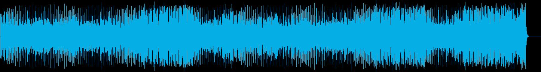 はつらつ気分のポップ(フルサイズ)の再生済みの波形