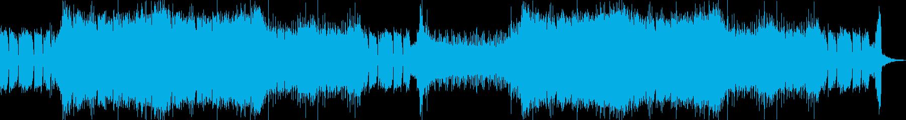 オーケストラ_クワイア_疾走感_2の再生済みの波形