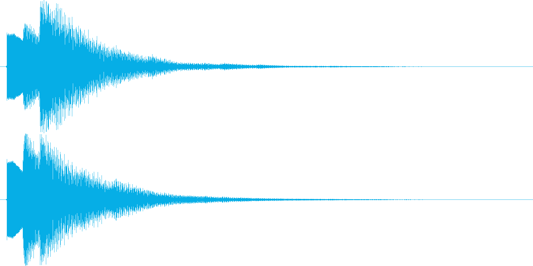 タ↑ラ↓ラン↑(キラキラ、STG)の再生済みの波形