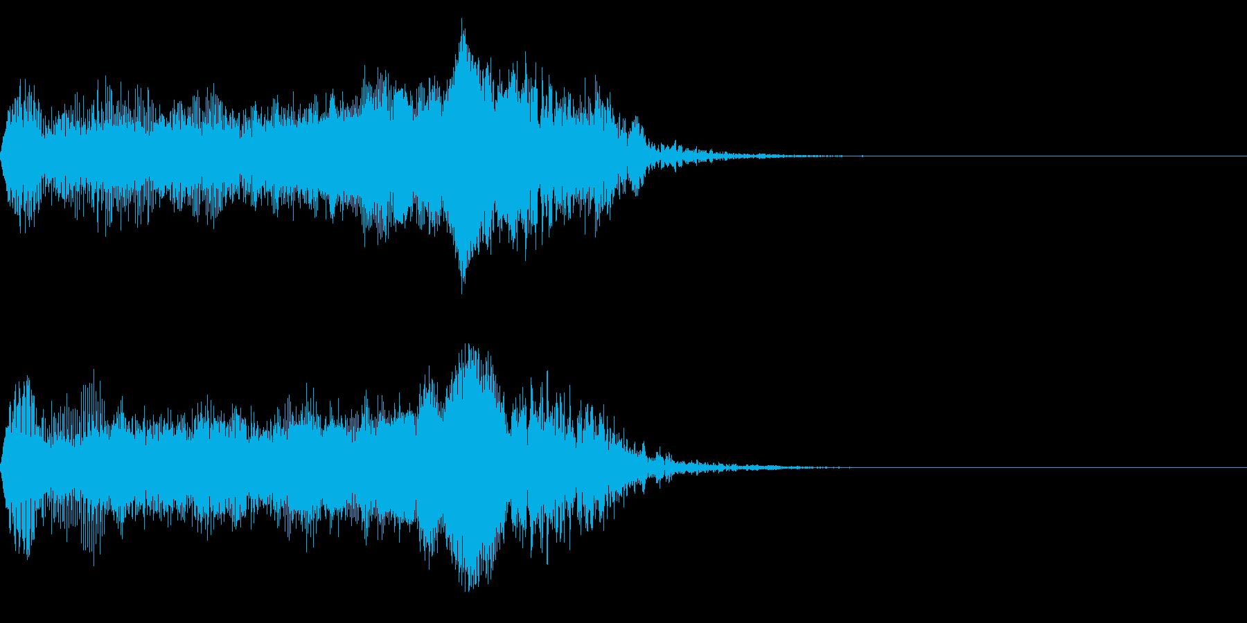 車/エンジン音/アクセル音に最適!01Cの再生済みの波形