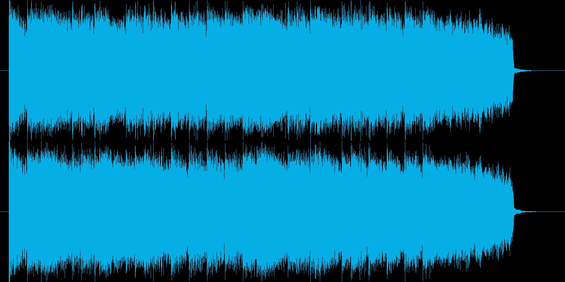 「もみの木」ロックジングルバージョン!の再生済みの波形