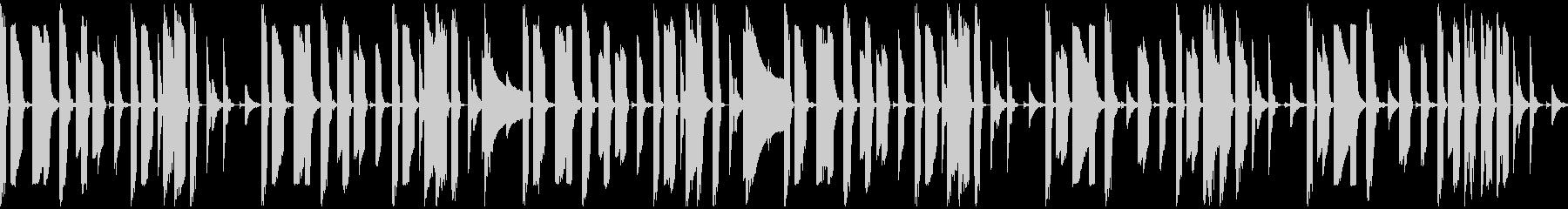 元気な8bitゲーム音楽【ループ素材系】の未再生の波形