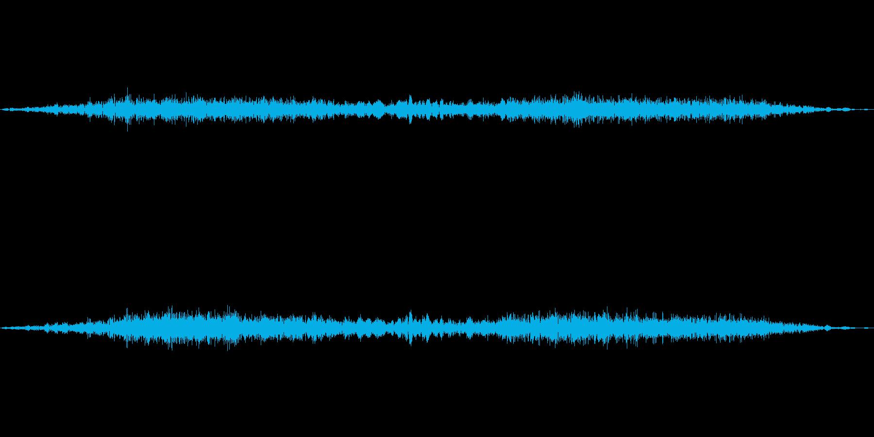 引き出しを開けるの再生済みの波形