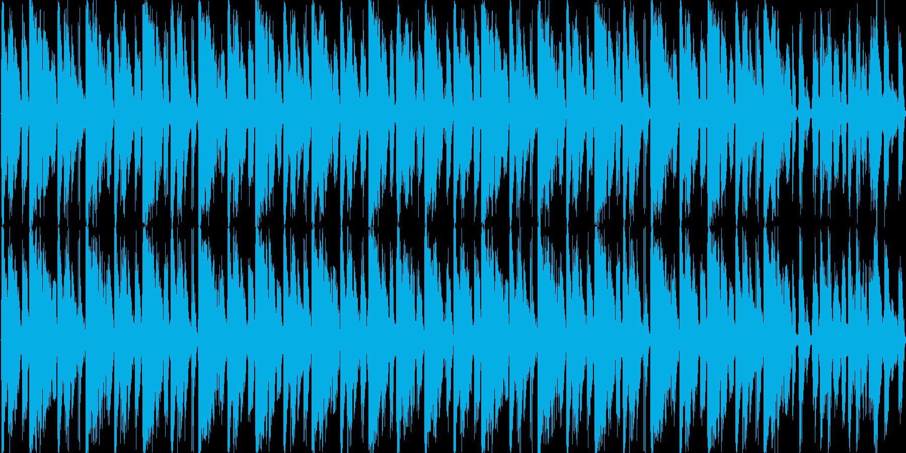 【ポップ/ホルン】の再生済みの波形