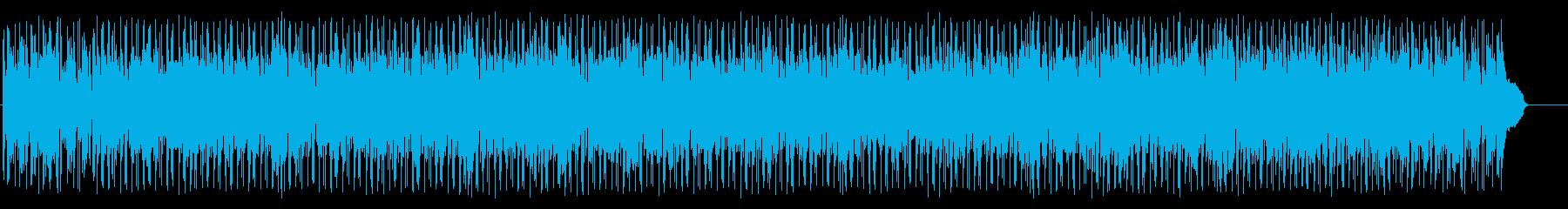 不安をはねのけるポップ(フルサイズ)の再生済みの波形