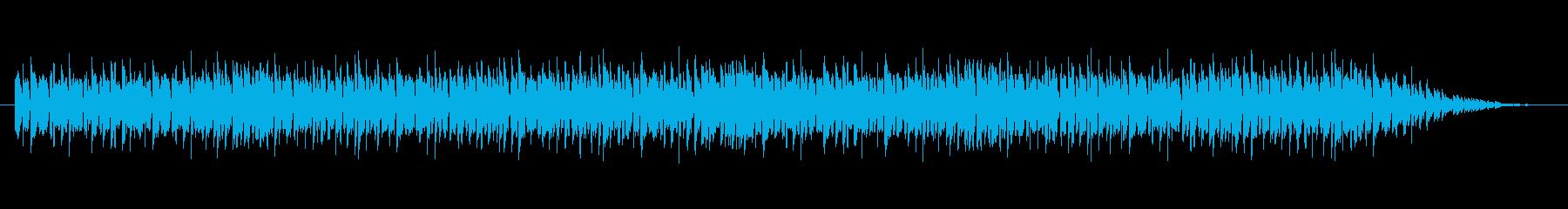 【ファンキー・モンキーず】オルガントリオの再生済みの波形