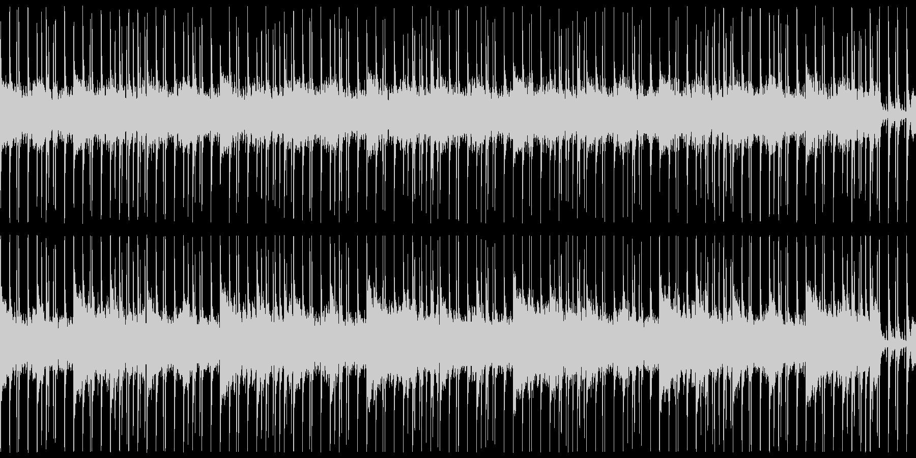 【ベース抜き】おしゃれでメロディレスな…の未再生の波形