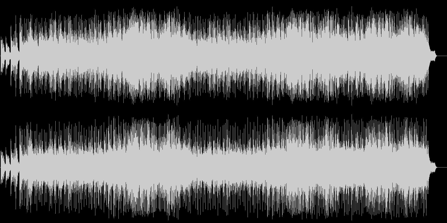 ブライダル 感動 切ない エンディングの未再生の波形