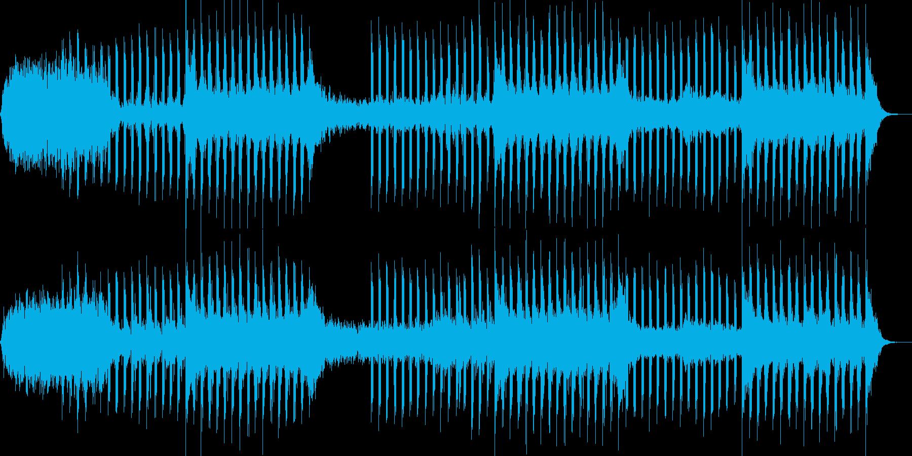 映画音楽、荘厳重厚、映像向け-14の再生済みの波形
