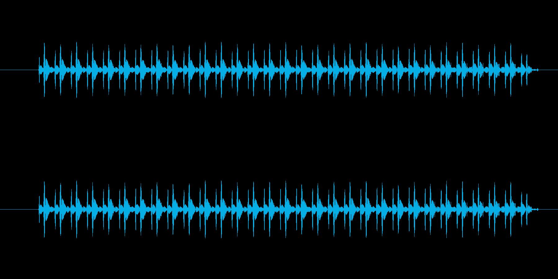 ゲーム、クイズ(ブー音)_003の再生済みの波形