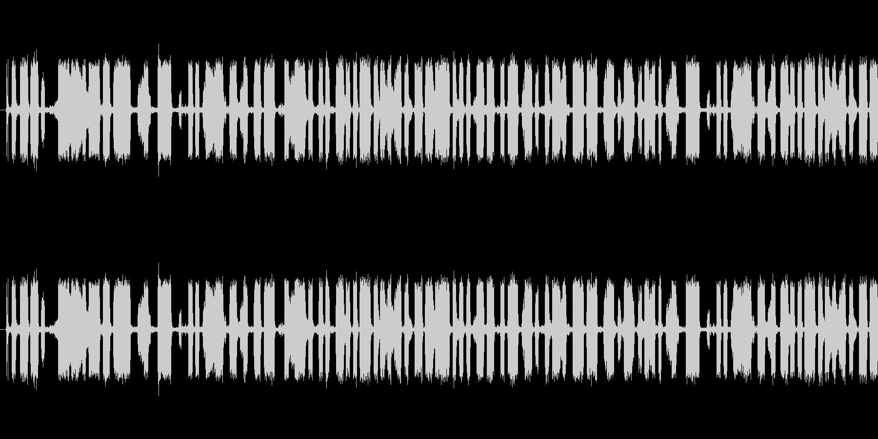 127_モールス信号(ノイズあり)の未再生の波形