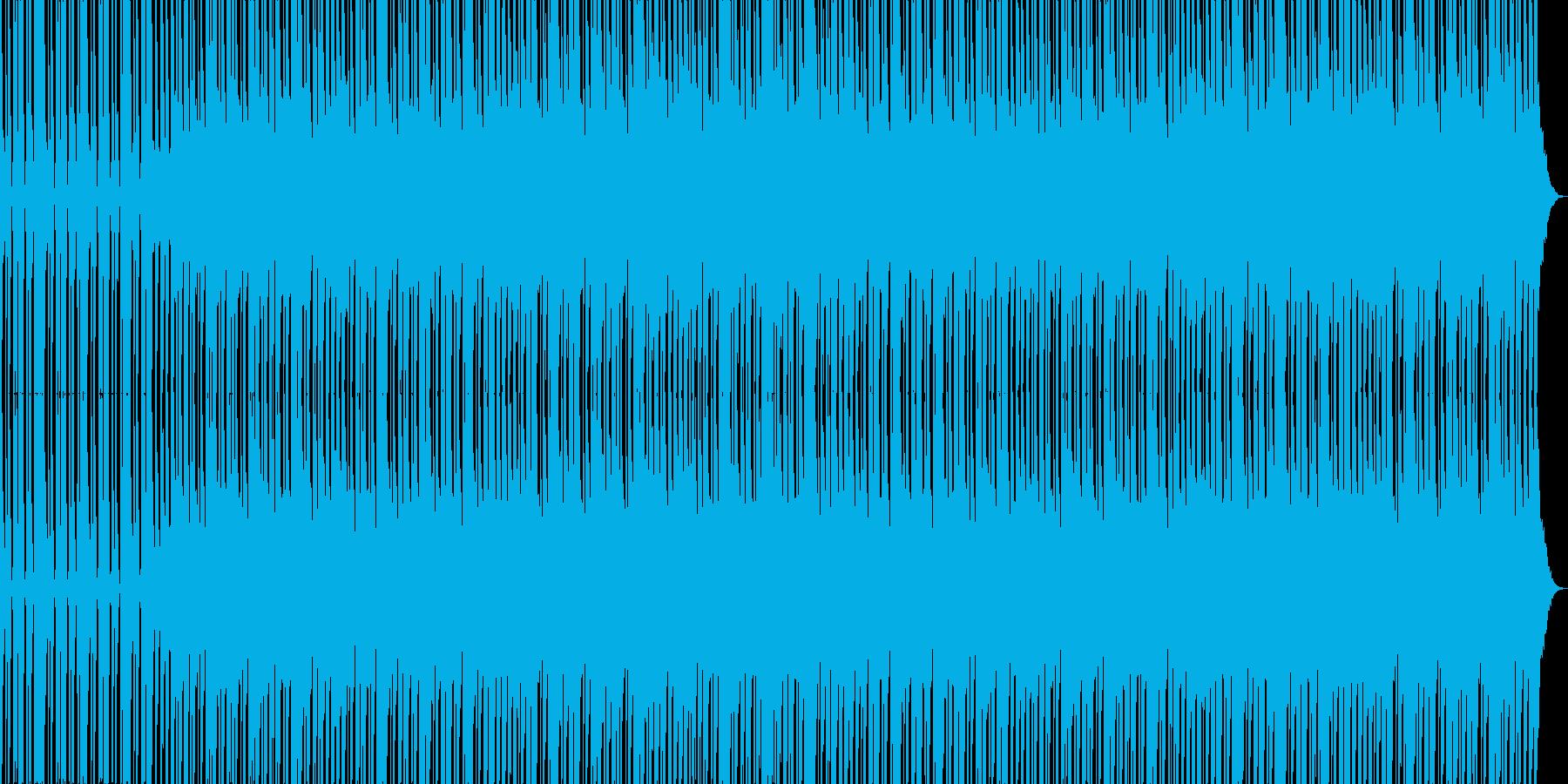 HIP HOP BEAT 1 の再生済みの波形