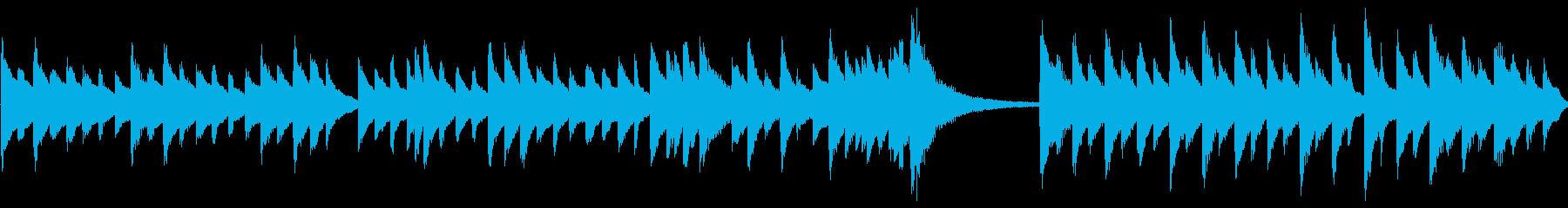 ループ専用の短めなピアノソロです。寂し…の再生済みの波形